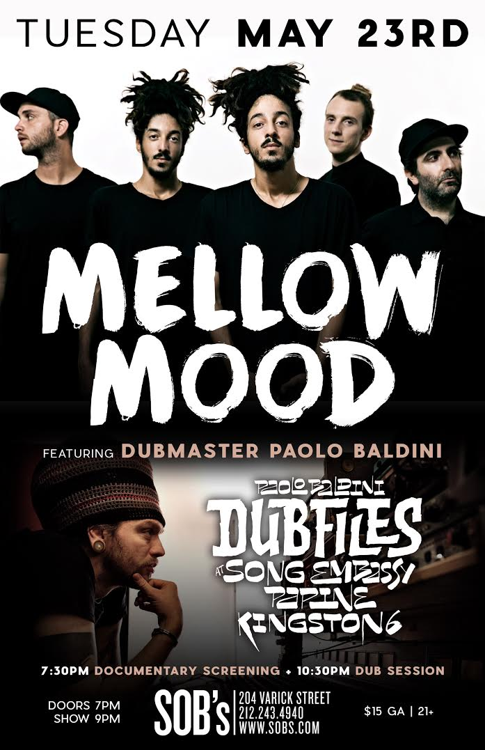 FREE MELLOW MOOD TICKETS